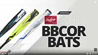 Rawlings BBCOR Bats